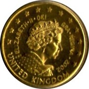 10 Cent - Elizabeth II -  obverse