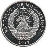 200 Meticais (Inhaca island) – obverse