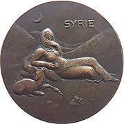 Medal - Syria – obverse
