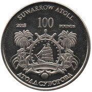 100 Pounds (Crimean War) – obverse