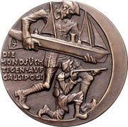 Medal - Gallipoli campaign – obverse