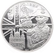 200 Euro (London) – reverse