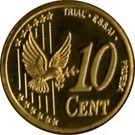 10 Cent - Elizabeth II – reverse