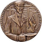 Medal - Postal robbery – obverse