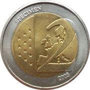2 (Germany Euro Fantasy Token) – reverse