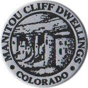 Token - Manitou Cliff Dwellings (Manitou Springs, Colorado) – obverse