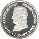 10 Rupees (Kingdom Anniversary) – obverse
