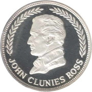 10 Rupees (Kingdom Anniversary) -  obverse