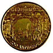Belgian Heritage Collectors Coin - Zoo Antwerpen – obverse