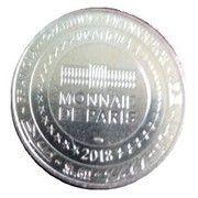 Monnaie de Paris Tourist Token - Le petit prince – reverse