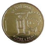 Monnaie de Paris Tourist Token - Le petit prince – obverse