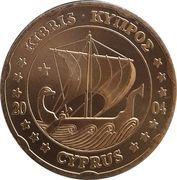 20 Cent (Cyprus Euro Fantasy Token) – obverse