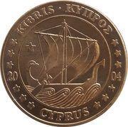 50 Cent (Cyprus Euro Fantasy Token) – obverse