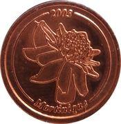2 Cent (Martinique Euro Fantasy Token) – obverse