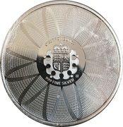 1 Oz Silver (Royal Mint Center Shield) – obverse