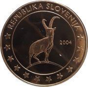 5 Euro (Slovenia Euro Fantasy Token) – obverse