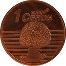1 Europ Ceros – reverse