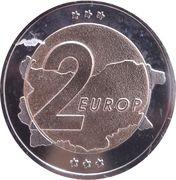 2 Europ (Bulgaria Euro Fantasy Token) – reverse