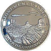 Token - Monument Valley – obverse