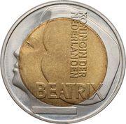 5 Euro / ECU - Beatrix -  obverse