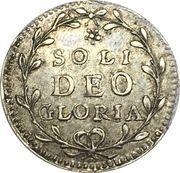 Medalet from Basel – reverse