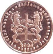 2 Europ Ceros (Slovakia Euro Fantasy Token) – obverse