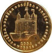 10 Europ Ceros (Slovakia Euro Fantasy Token) – obverse