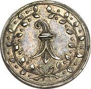 Religious medalet Basel – obverse