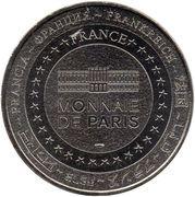 Monnaie de Paris Tourist Token - Idéfix – reverse