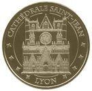 Monnaie de Paris - Lyon (Cathédrale Saint-Jean) – obverse