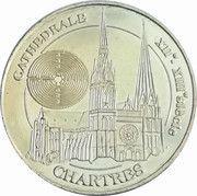 Monnaie de Paris - Chartres (Cathedrale) – obverse