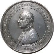 Medal - Cardinal Taschereau  – obverse