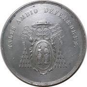 Medal - Cardinal Taschereau  – reverse