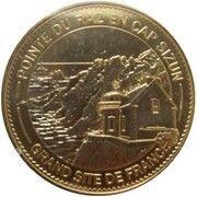Monnaie de Paris Tourist Token - Grand Site de France (Pointe du Raz en Cap Sizun) – obverse