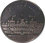 Monnaie de Paris Tourist Token - Paris (Hôtel de Ville) – obverse