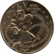Monnaie de Paris Tourist Token - Parc Astérix Paris (Astérix - 30 ans) – obverse
