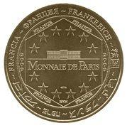 Monnaie de Paris - Chartres (Cathedrale) – reverse