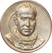 Medal - Alexei Leonov – obverse