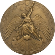 Medal - 1st congress of merchant marine – obverse