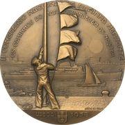 Medal - 2nd congress of merchant marine – obverse