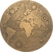 Medal - 2nd congress of merchant marine – reverse