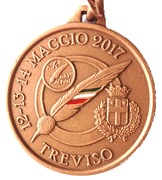 Medal - 90° Adunata Nazionale Alpini – obverse