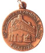 Medal - 86° Adunata Nazionale Alpini – obverse