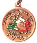 Medal - 81° Adunata Nazionale Alpini – obverse