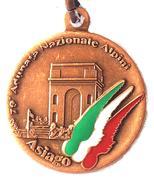 Medal - 79° Adunata Nazionale Alpini – obverse