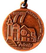 Medal - 77° Adunata Nazionale Alpini – obverse