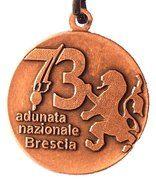 Medal - 73° Adunata Nazionale Alpini – obverse