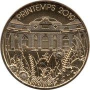Monnaie de Paris Tourist Token - Printemps 2019 – obverse