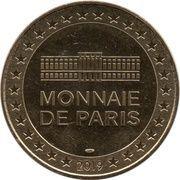 Monnaie de Paris Tourist Token - Printemps 2019 – reverse