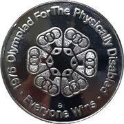 Medal - Torontolympiad 1976 – reverse